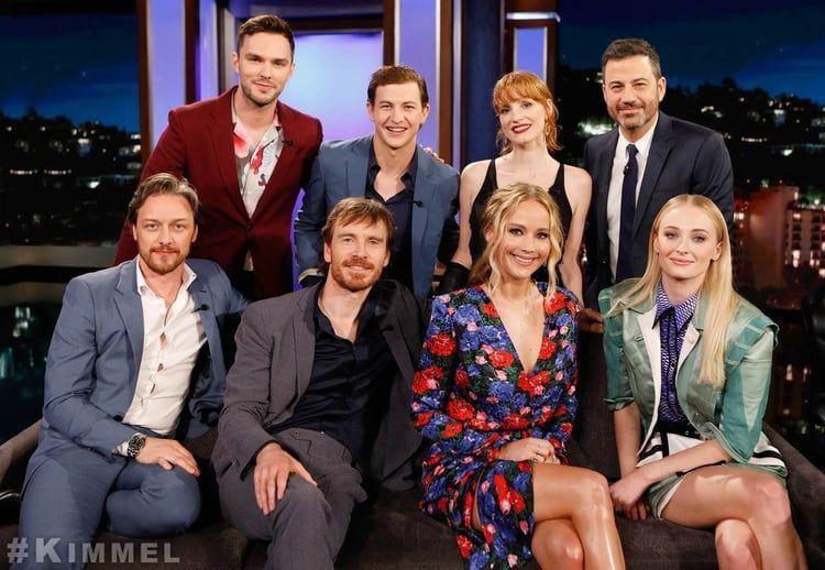 X Men Cast X Man Cast