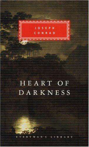 Heart Of Darkness Everymans Library Joseph Conrad 0679428011