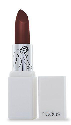 Nudus - Organic / GMO-Free Lipstick (Dirty Diana) - http://essential-organic.com/nudus-organic-gmo-free-lipstick-dirty-diana/
