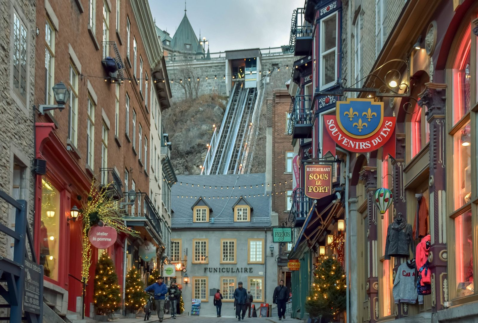 Christmas In Quebec City The Only Planning Guide You Need In 2020 Quebec City Quebec Old Quebec