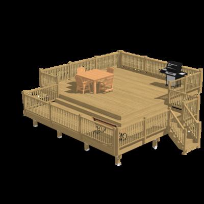 Lowes Deck Designer And Cost Estimator Deck Design Deck Cost