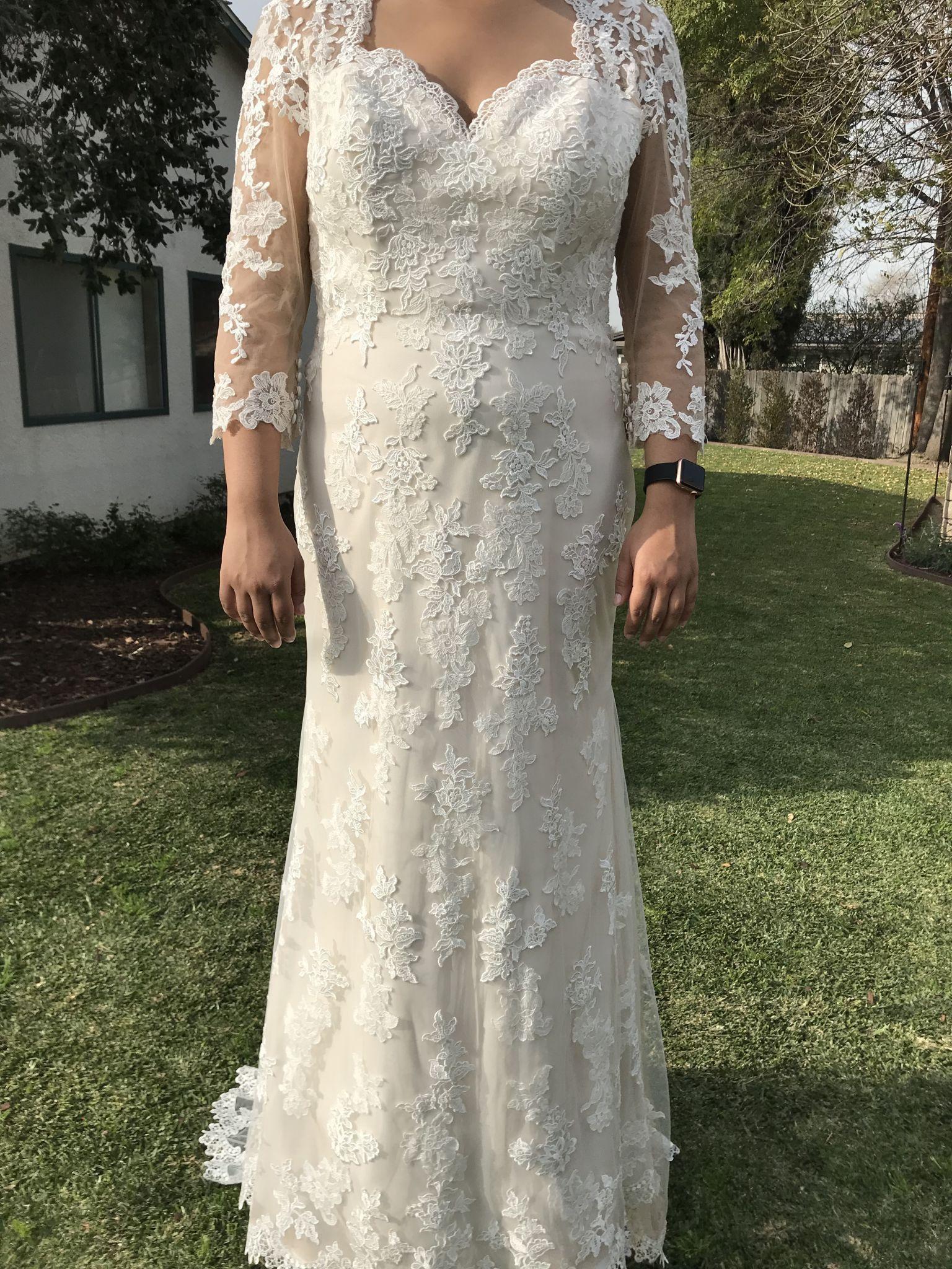 Portfolio Wedding Dress Necklines Fitted Wedding Gown Trendy Wedding Dresses