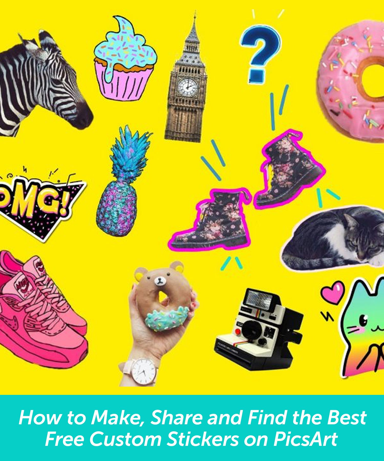 We just dropped a major release and basically reinvented the sticker game