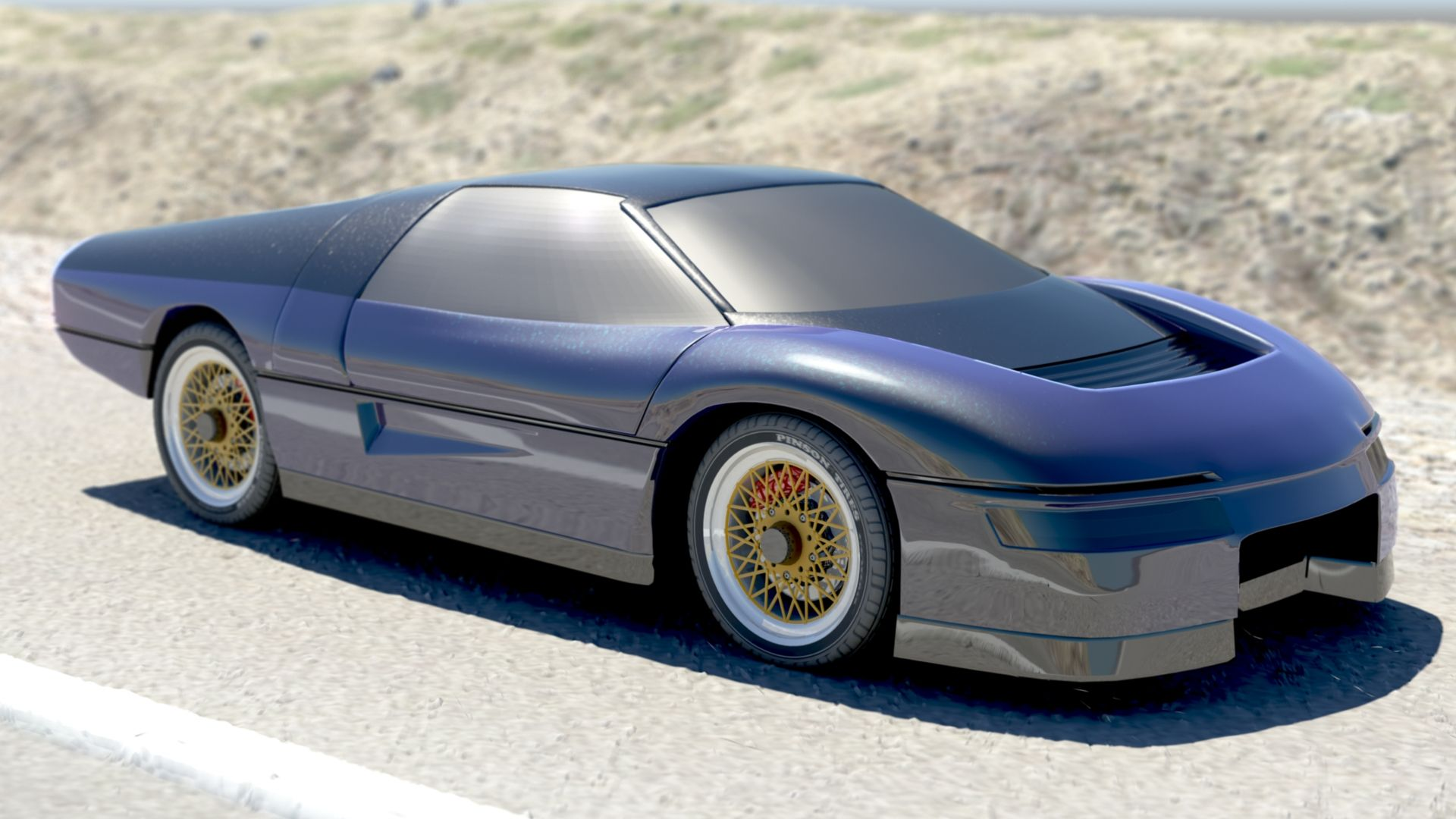 Dodge M4S Turbo Interceptor | TV/Movie cars | Cars ...