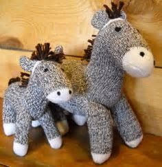 Image result for Sock Horse Pattern #horsepattern