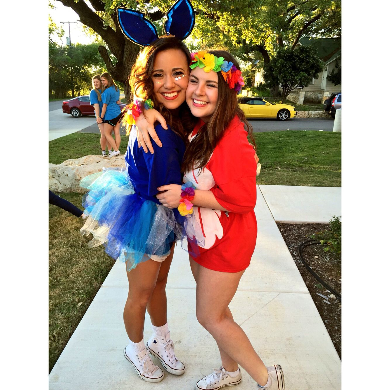 Lilo & Stitch Big Littl Reveal ΓΦΒ #biglittlereveal