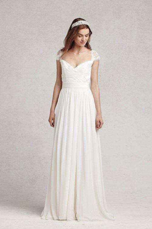 KleinfeldBridal.com: Bliss Monique Lhuillier: Bridal Gown: 33273764: Sheath: Natural Waist