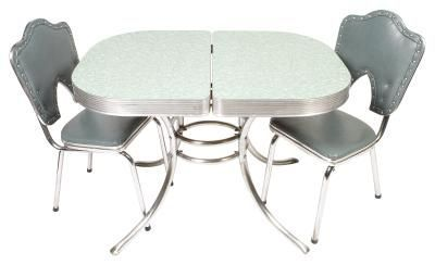 How To Re A Formica Top And Chrome Dinette Tablepops I Are Going Pa Osby S Table Chairs