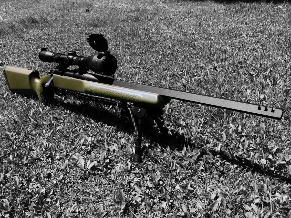 Remington 700 VTR  308  Harris Bi-pod, Manners T4 Tactical
