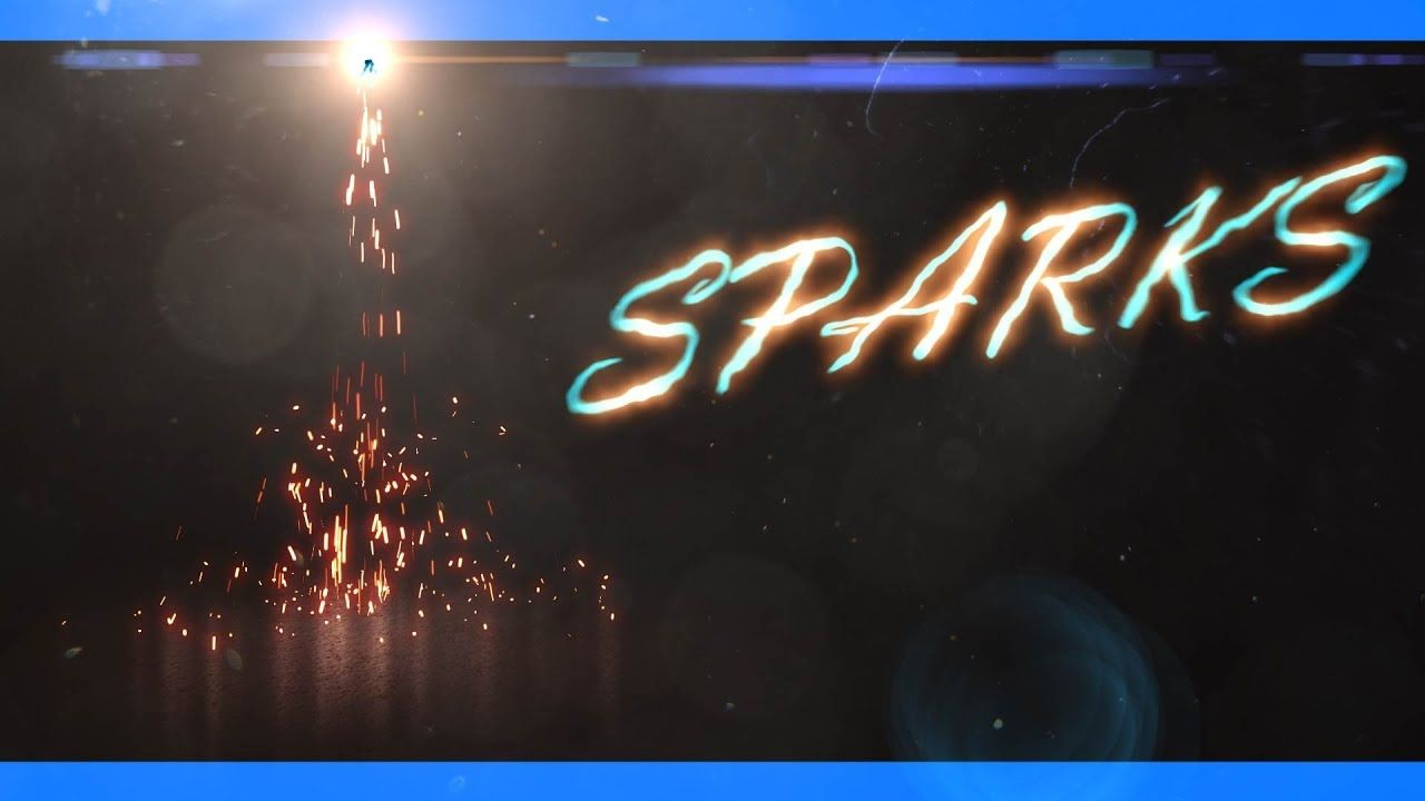 Praxis Visuals- SPARKS TUTORIAL 99% IN AFTER EFFECTS
