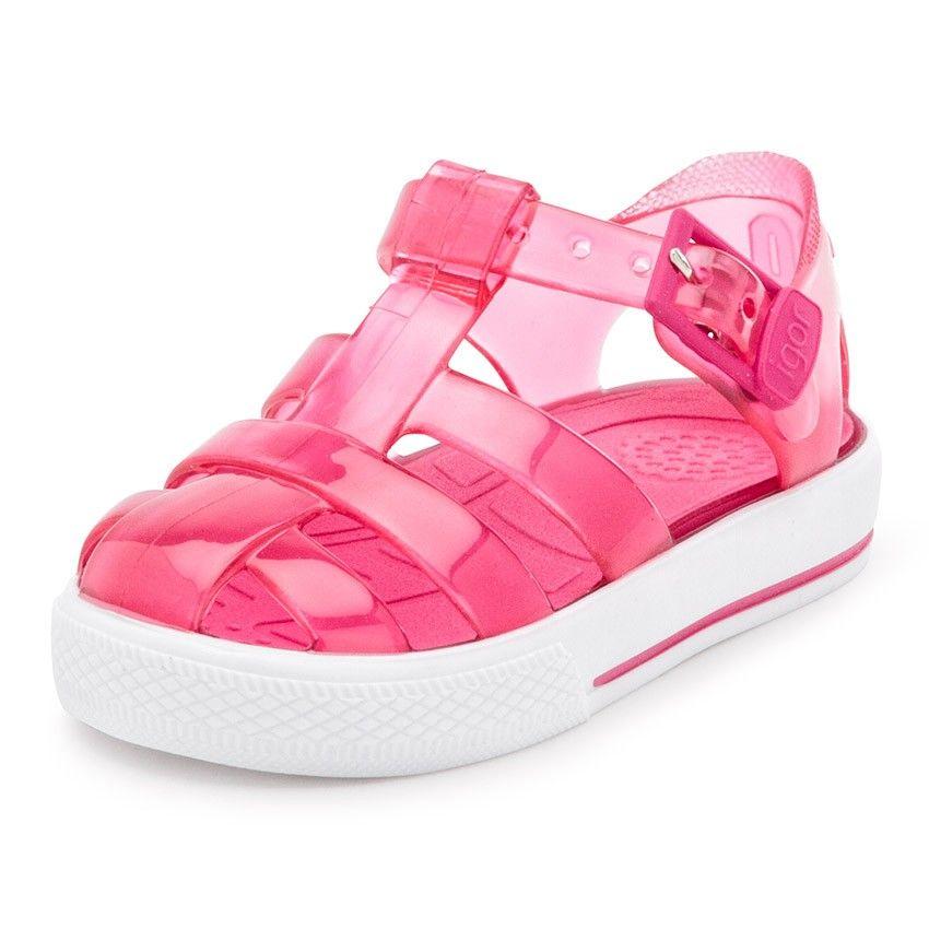 Zapatos rosas Igor infantiles O5vrbB5