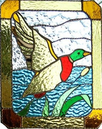 Stained Glass Suncatchers - Musical, Lighthouses, Turtle, Caduceus ... accentonglass.com