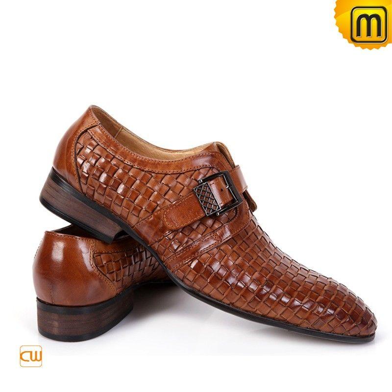Cuero Vestir De Zapatos Hombres Hombres Marrones Botas Moda De Zapatos O8IRwq8x1