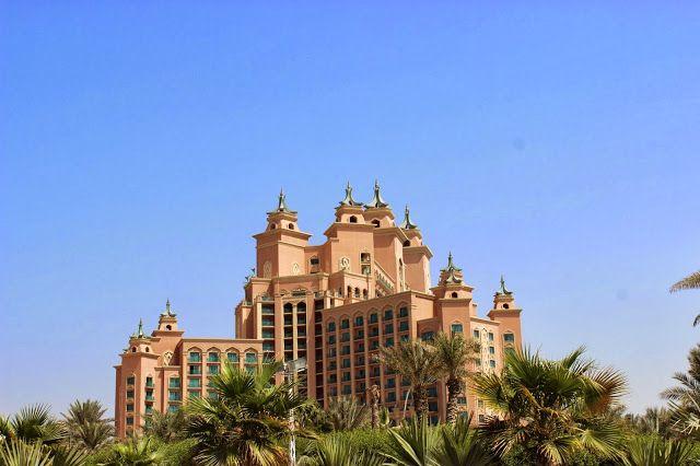 That Guy Luke: The Palm - Dubai.