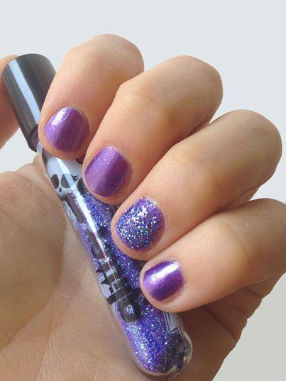 #glitter #purpurina #monsterhig #mh #maquillaje #kids #infantil
