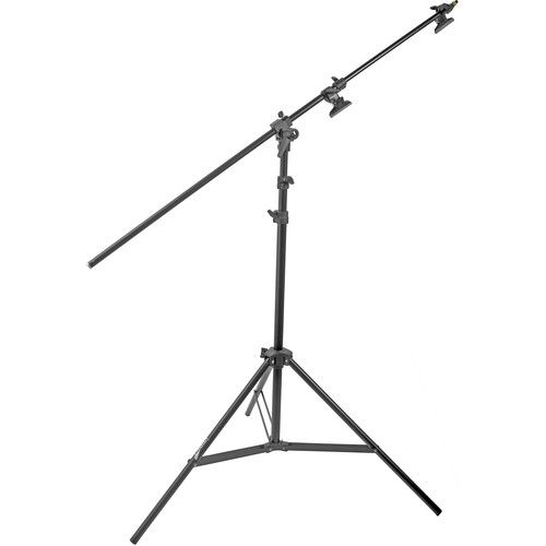 3 Pack 90cm Impact Two Section Back Light Stand 3
