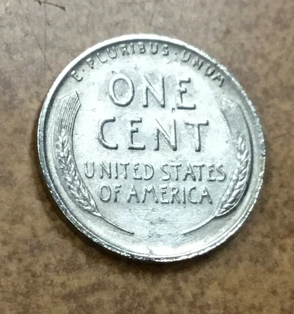 1943 D Lincoln Cent Steel Penny Thru Mint Error Scrap Or Wire Bits Bjstampsandcoins In 2020 Stamp Collecting Steel Penny Sell Stamps