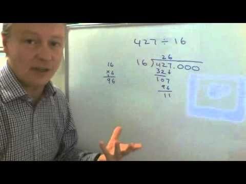 How To Do Short Division Using Bus Stop Method Youtube Math 4 Kids Gcse Math Math Videos Bus stop method long division worksheet