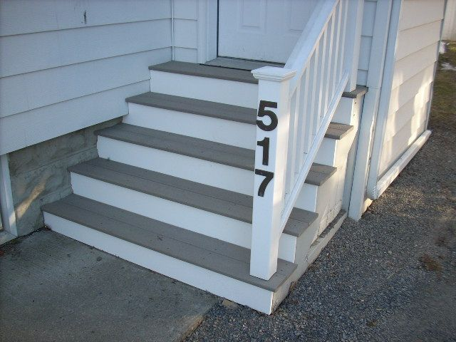 Best Exterior Composite Stairs 400 x 300