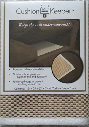 Cushion Keeper Non Slip Rubber Underlay Keep Cushions From Moving Slipping Or Sliding Cushions Couch Cushions