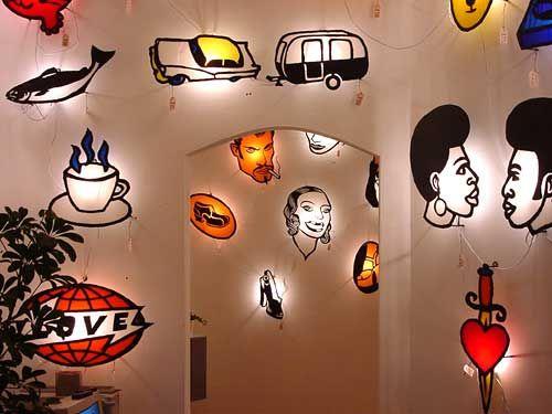 Nice wall lights - where can i get one?