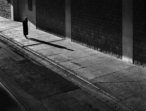 Hong Kong Yesterday Fan Ho 1931 2016 Lonely Stroll 1958