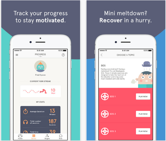The Best Meditation Apps For iPhone, iPad And Android