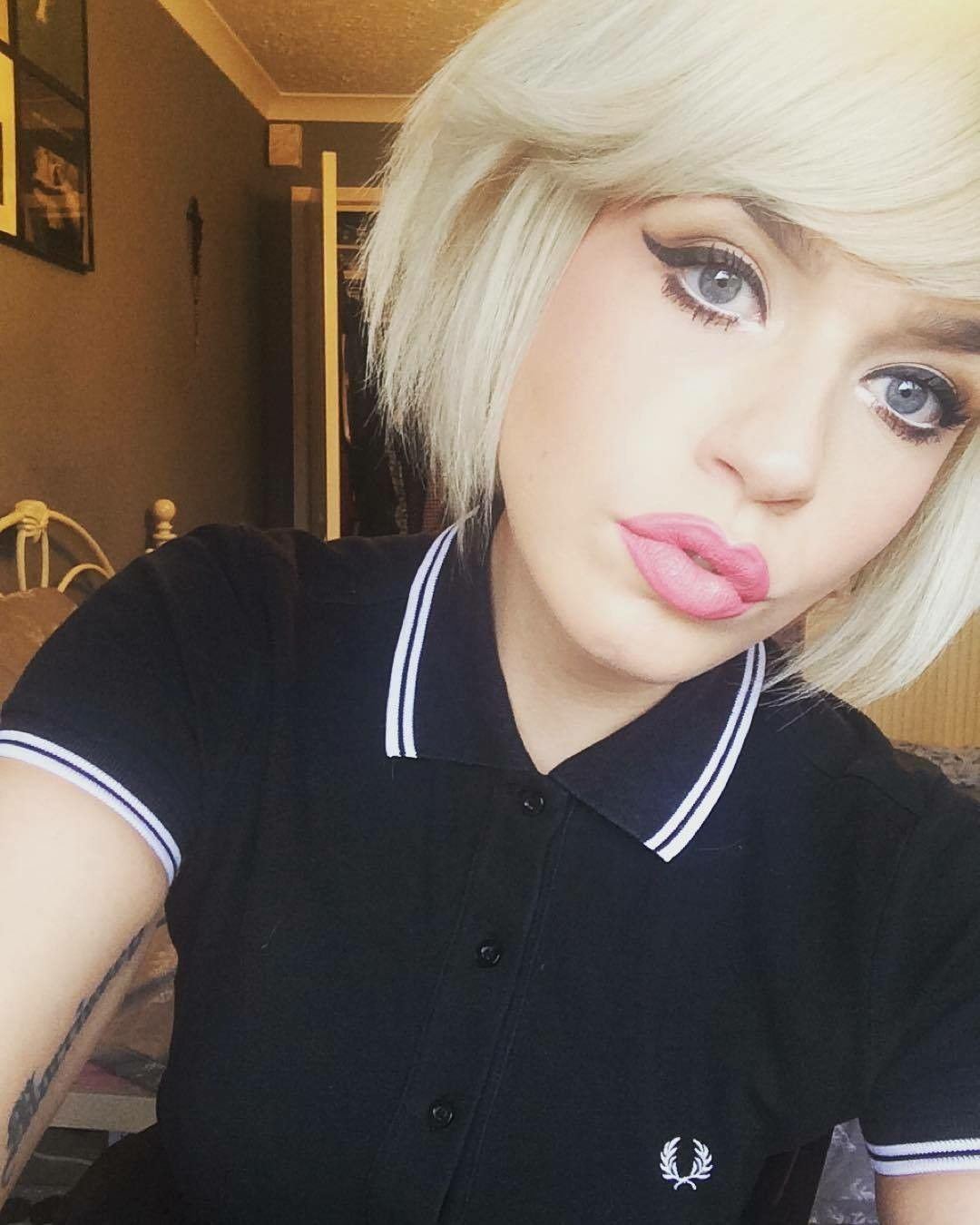 fred perry girls 2745 | renees | fred perry, girl hairstyles