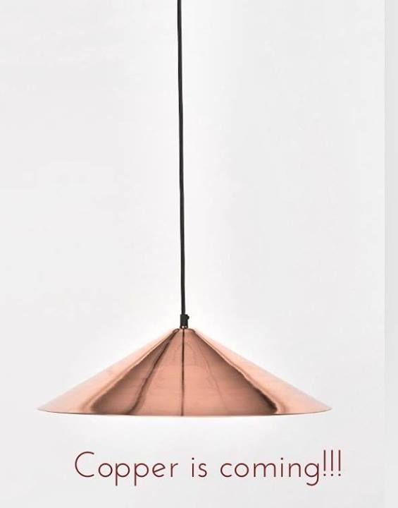 DE VENTA EN #rufoiluminacion #aromasdelcampo #cooper #lamp ...