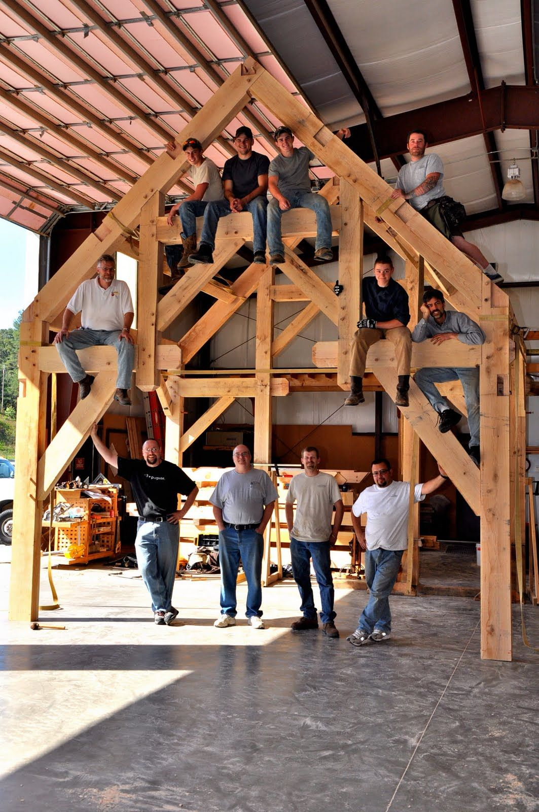 Framing is a team sport. | thing I would like to make | Pinterest ...