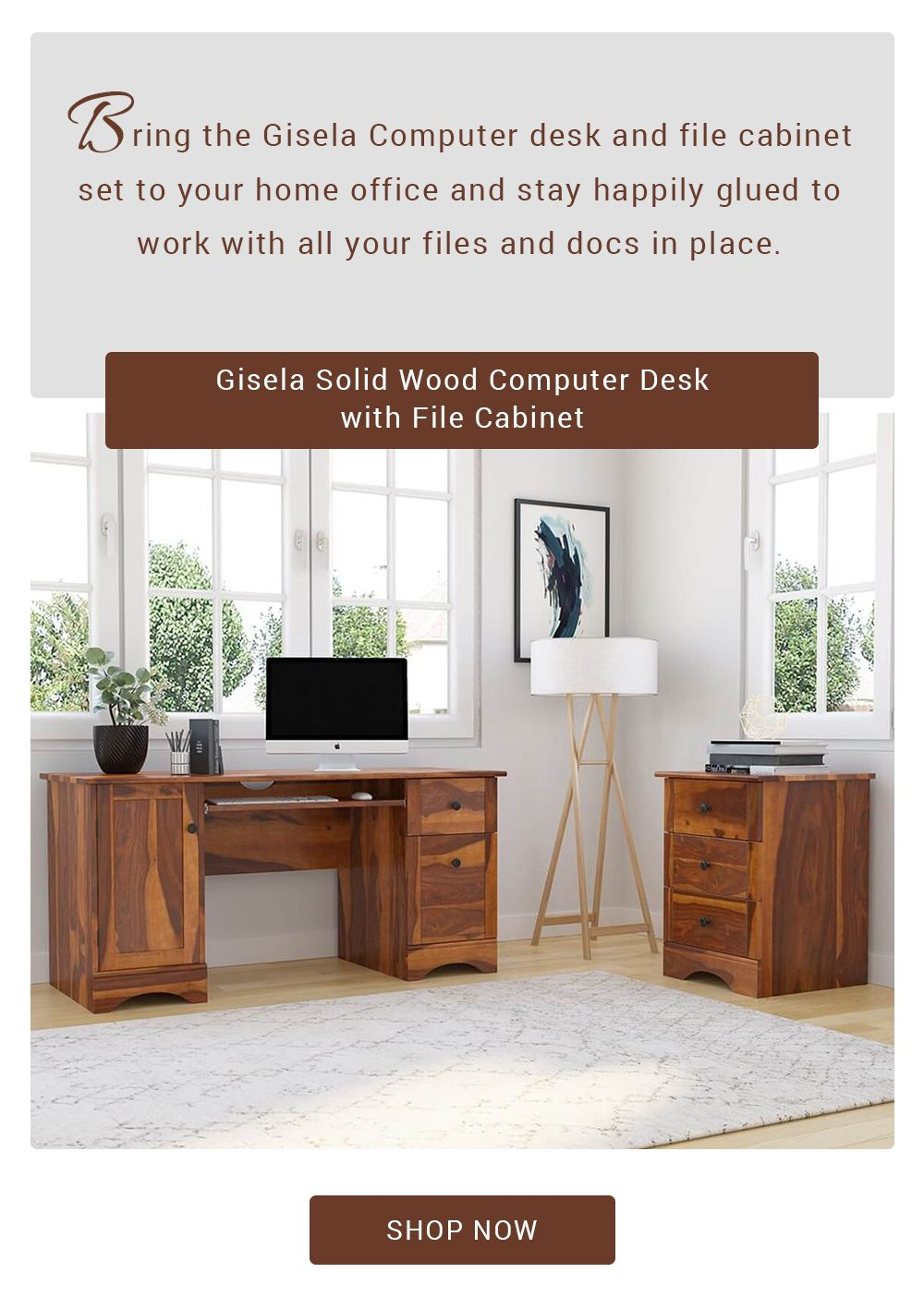 Pin On Desk With File Cabinet Sierralivingconcepts Com
