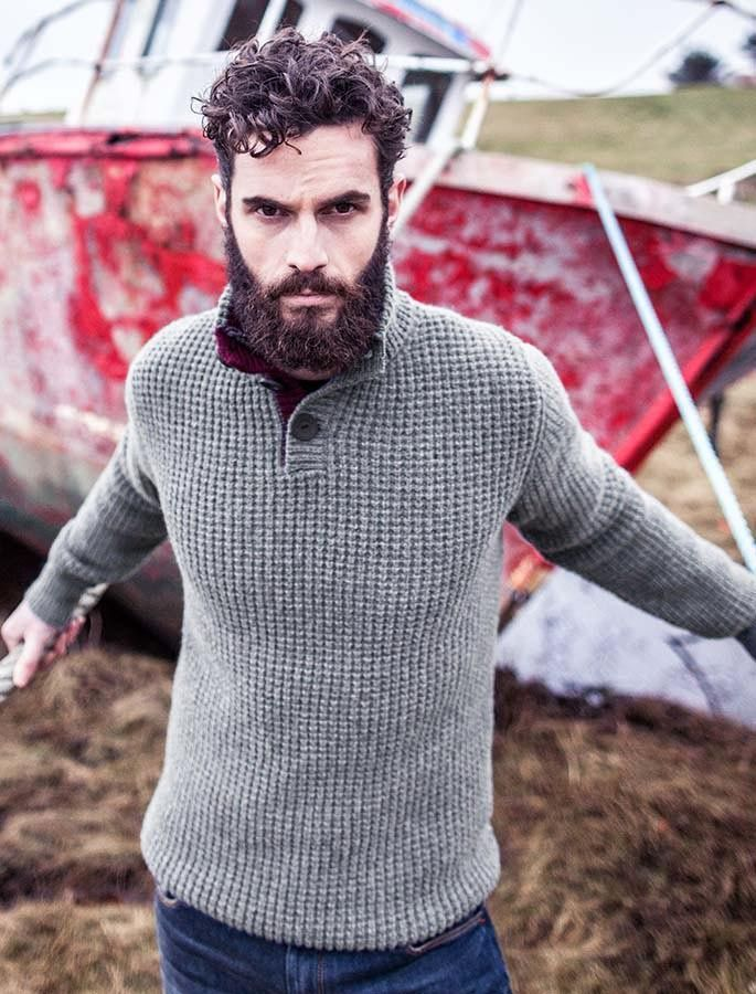 8c7d8524 Irish fisherman sweaters, mens fisherman sweater | Aran Sweater Market