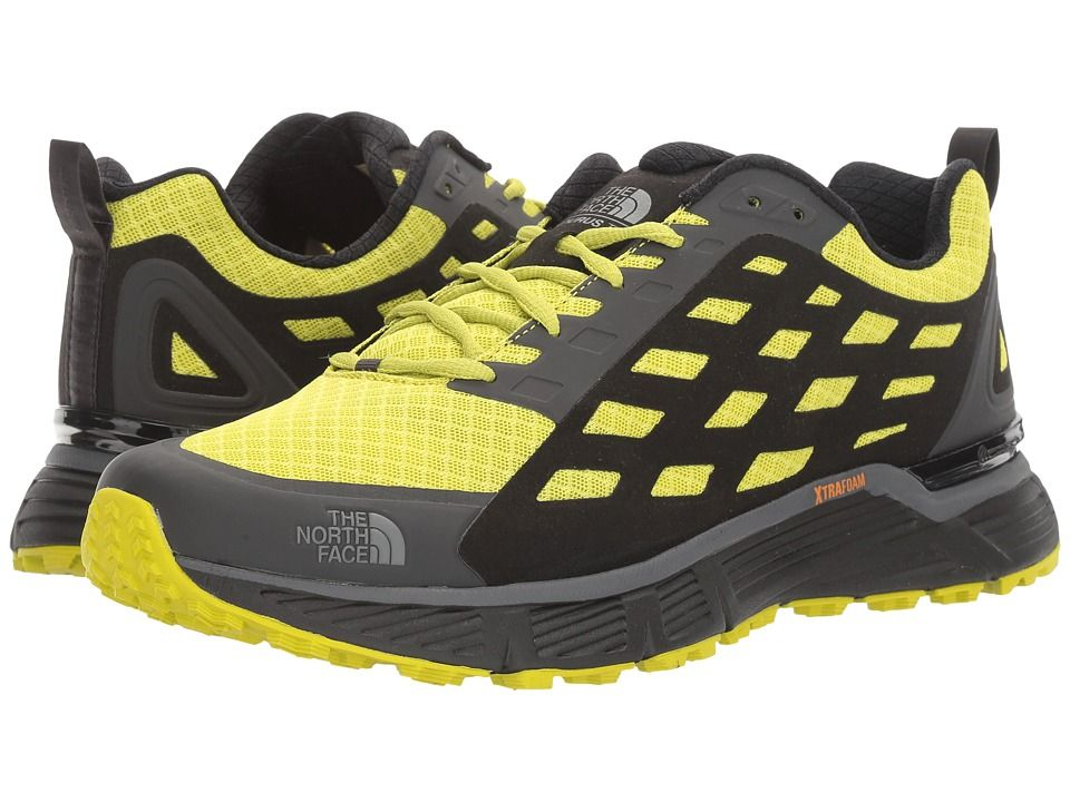 1a82a6238e0862 THE NORTH FACE THE NORTH FACE - ENDURUS TR (TNF BLACK SULPHUR SPRING GREEN  (PRIOR SEASON)) MEN S SHOES.  thenorthface  shoes