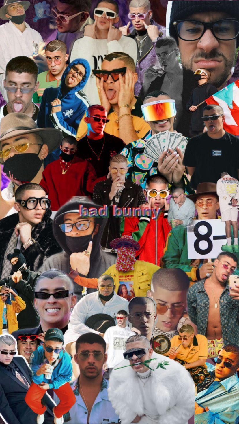 Bad bunny wallpaper en 2020 (con imágenes) Fotos de bad