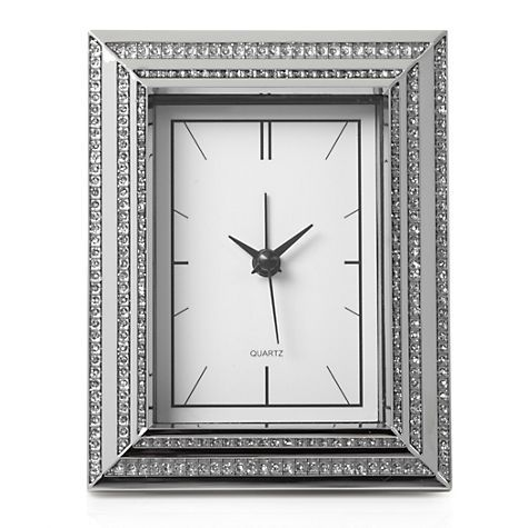 Madison Lux Table Clock Z Gallerie 3 5 Quot W X 4 5 Quot H 24