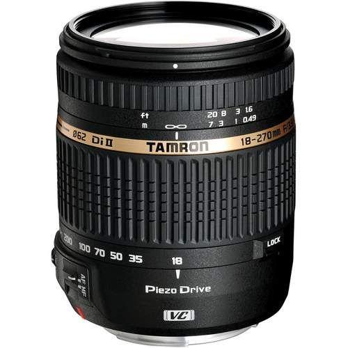Tamron AF 18-270mm f/3.5-6.3 Di II VC PZD AF Lens for Canon Camera $199 After $250 Slickdeals Rebate  Free ship... #LavaHot http://www.lavahotdeals.com/us/cheap/tamron-af-18-270mm-3-5-6-3/110127