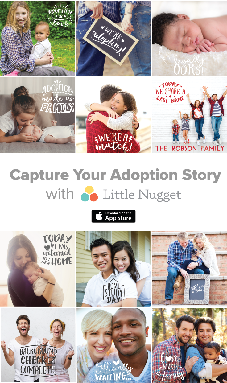 49fa1b0c5 Adoption can a long, emotional and demanding journey for parents. Capturing  the story behind your adoption is important. It's the story of how you  became ...