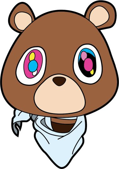 Kanye West Bear Wallpaper Kanye West Bear Kanye West Graduation Bear Bear Wallpaper