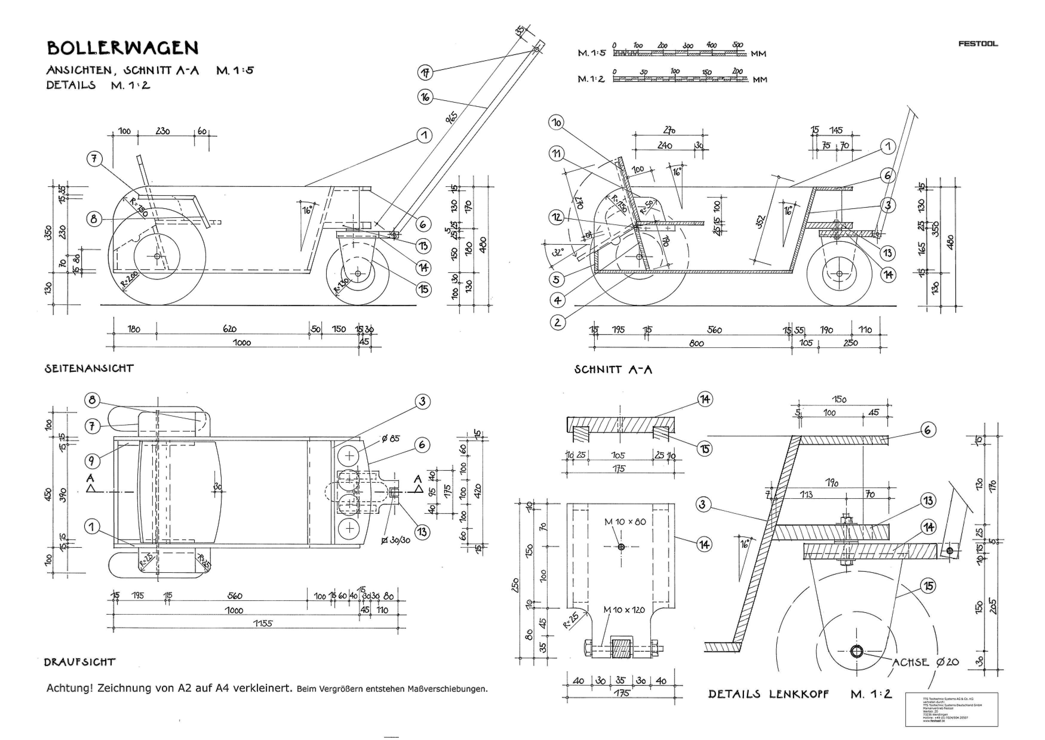 vatertag bollerwagen bauplan cart plans bollerwagen. Black Bedroom Furniture Sets. Home Design Ideas