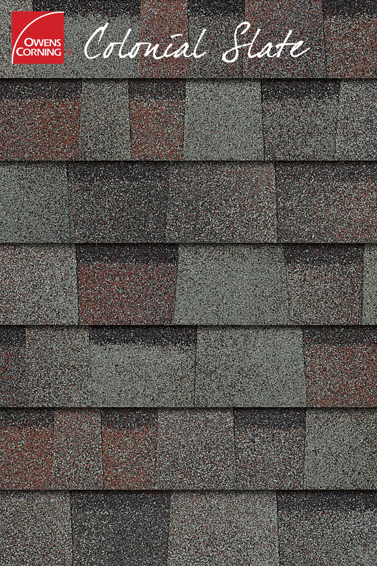 Best Colonial Slate Is A Part Of The Owens Corning Trudefinition® Duration® Series Shingles Line 400 x 300