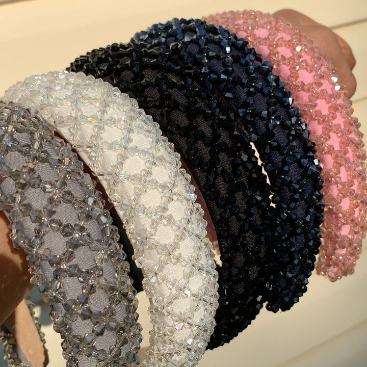 """𝑾𝒆𝒍𝒄𝒐𝒎𝒆 𝑺𝒕𝒖𝒏𝒏𝒂 𝑩𝒂𝒃𝒆! on Instagram: """"Our BEADED HEADBANDS will be added to our site! • • • • • • • • • • #smallbusiness #clothing #clothingline #teenbusiness #cute #vendors…"""""""