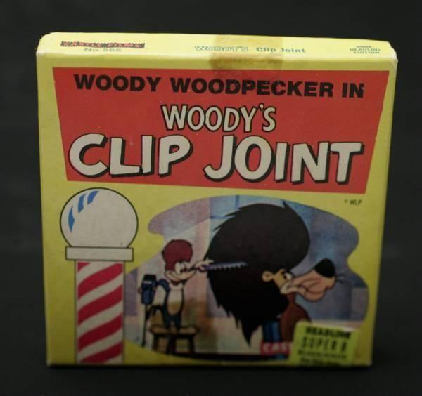 SUPER 8: Woody Woodpecker / Charle Chaplin / Laurel + Hardy in Wetzikon ZH kaufen bei ricardo.ch
