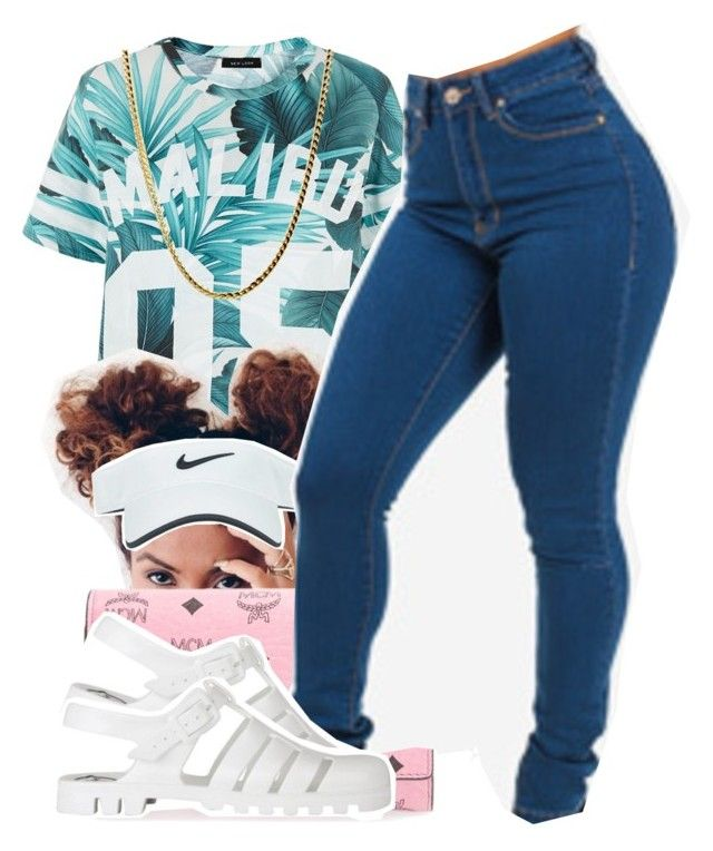 """""""Making History"""" by ariangrant ❤ liked on Polyvore featuring MCM, Nike Golf, JuJu and 449"""