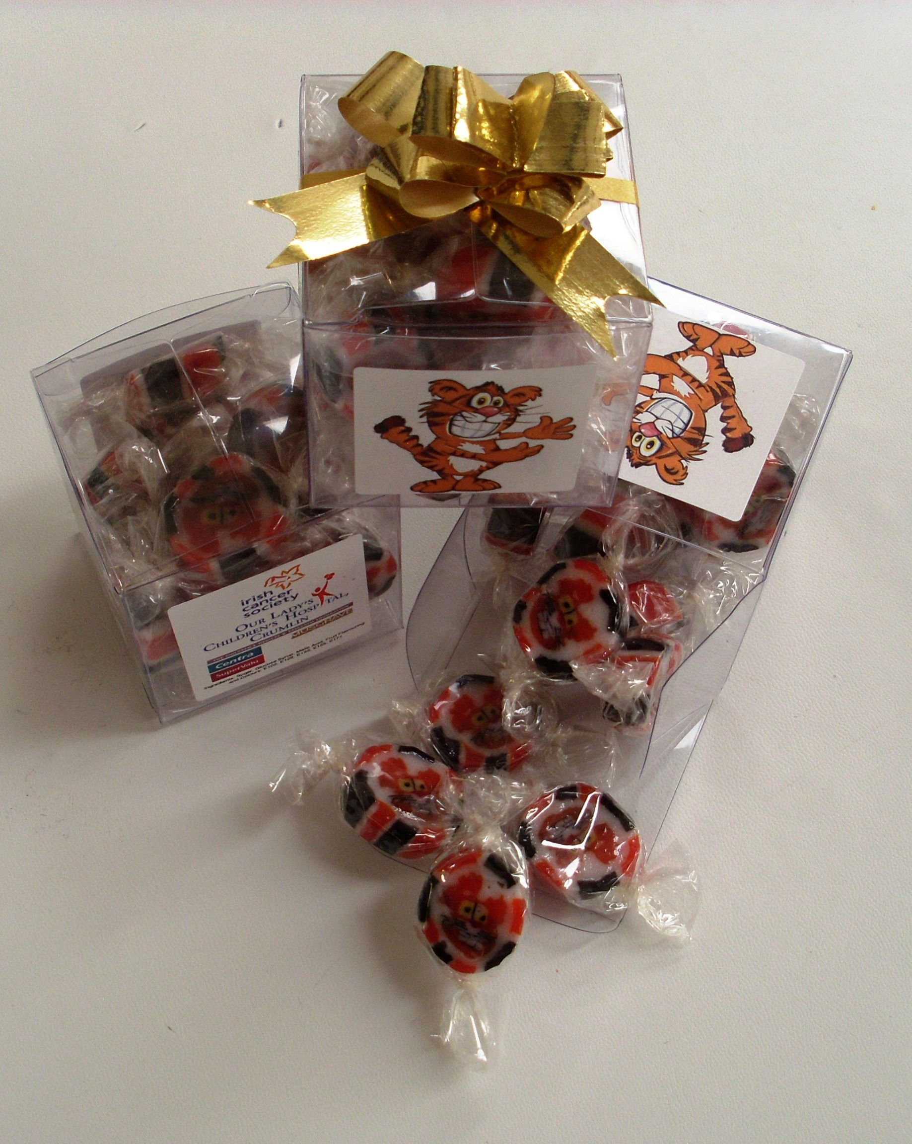 Sweets And Packaging Can Meet Your Brand Requirements Entirely Rock Candy Favours Personalized