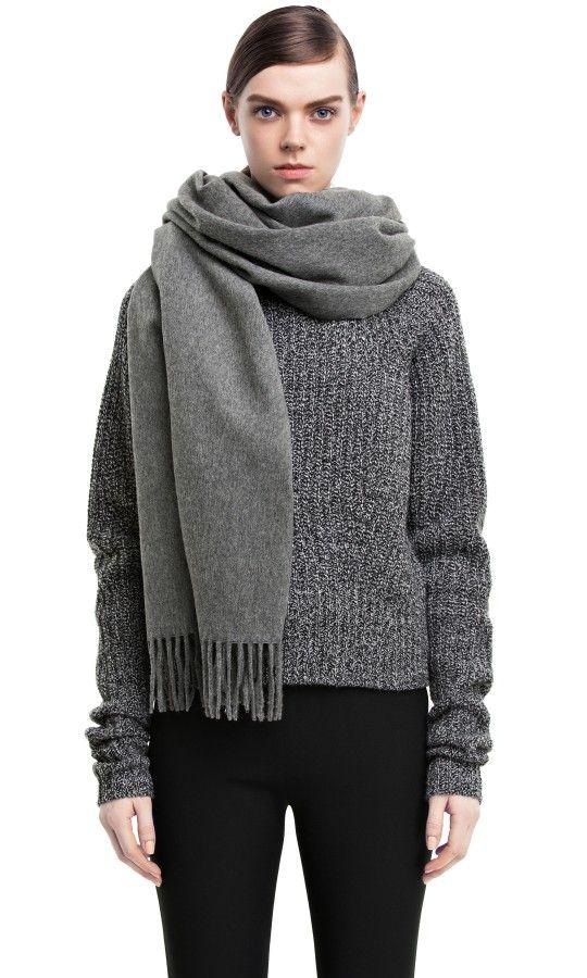 Acne - Canada Grey Melange