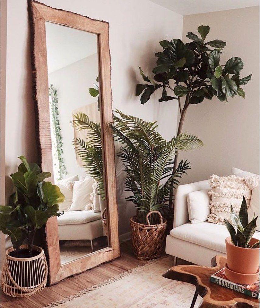 Atmosphere plants 🌱🌾 Pinterest, #atmosphère #chambreBoheme