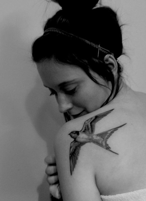 95 Bird Tattoos for Women and Girls (2) | Tattoos Mob