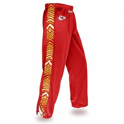This Great Looking Zubaz Pant Is Perfect For Those Times When You Need Something A Little W Green Bay Packers Stadium Kansas City Chiefs Apparel Saints Apparel