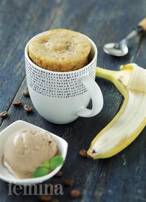 Femina Co Id Banana Microwave Cake Resep Resep Kue Roti