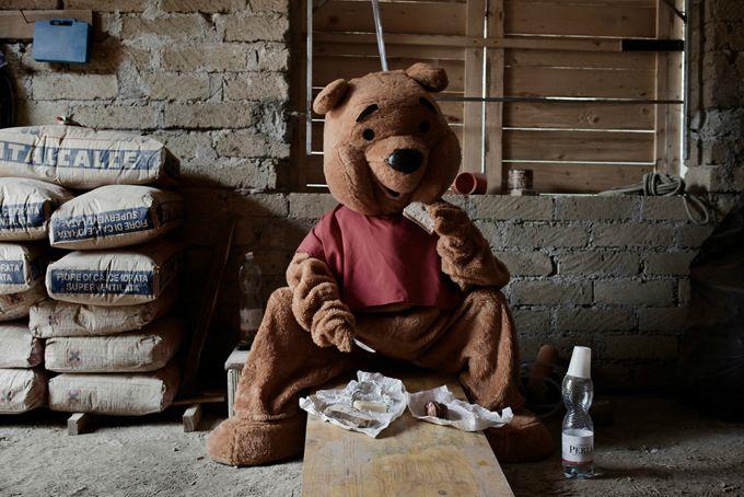 Benjamin Béchet Je suis Winnie l'Ourson 1